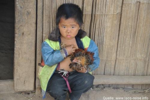 Impressionen in Laos