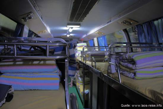 Der Nachtbus - Sleeping Bus