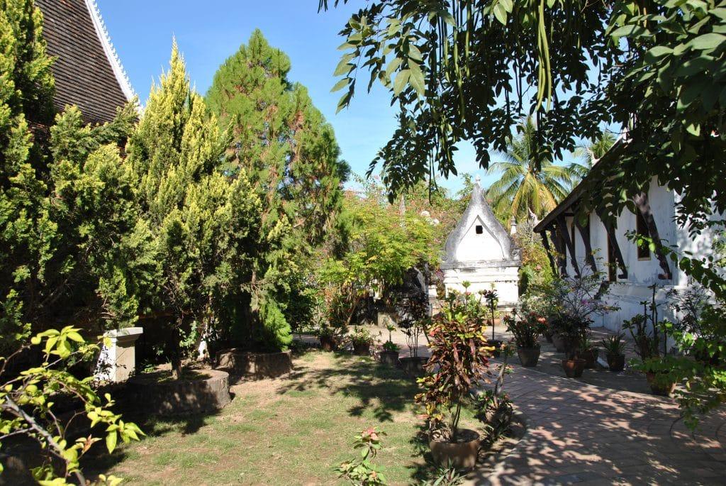 Luang Prabang - Wat Xieng Muang