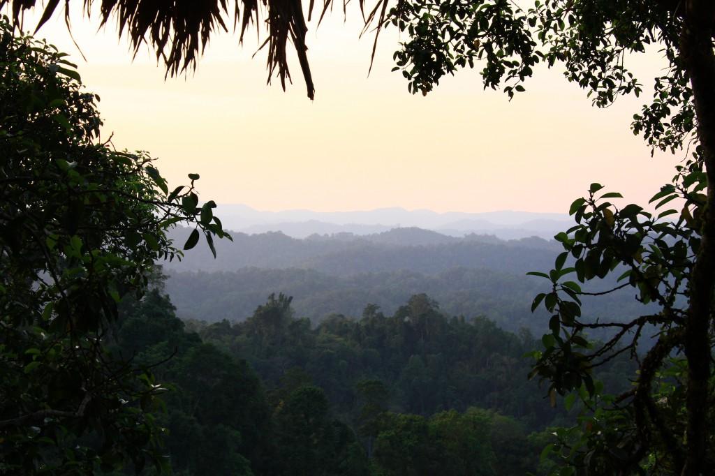 Das unberührte Hochland von Laos