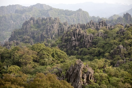 Luang Namtha, Trekking Paradies in Laos