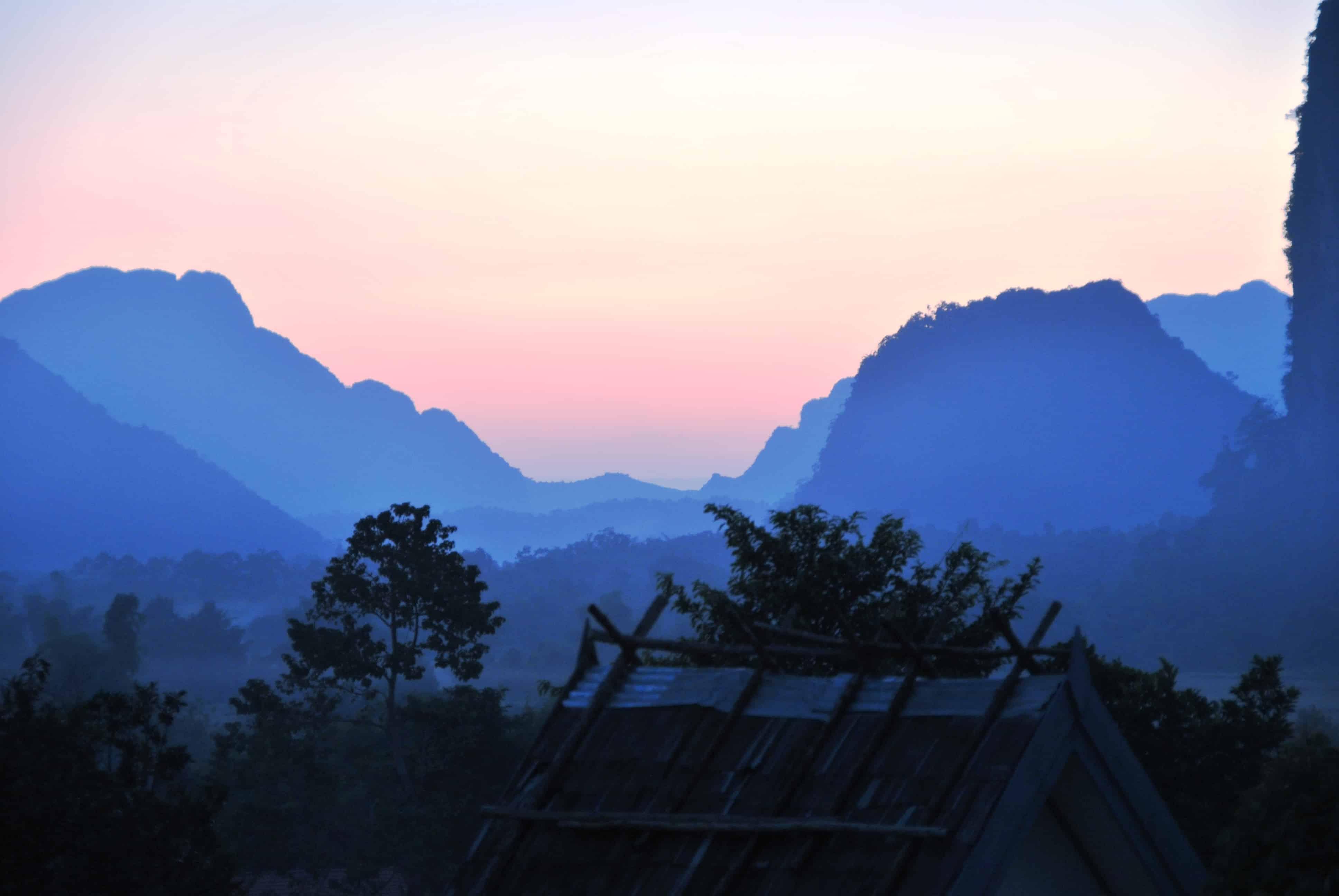 Klima und beste Reisezeit für Vientiane